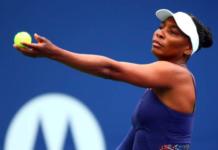 WTA Cincinnati Venus Williams