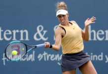 WTA Cincinnati Madison Keys
