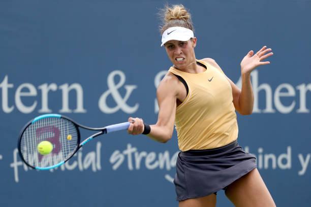 WTA Cincinnati Madison Keys