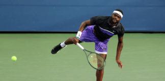 Frances Tiafoe US Open vs Zverev