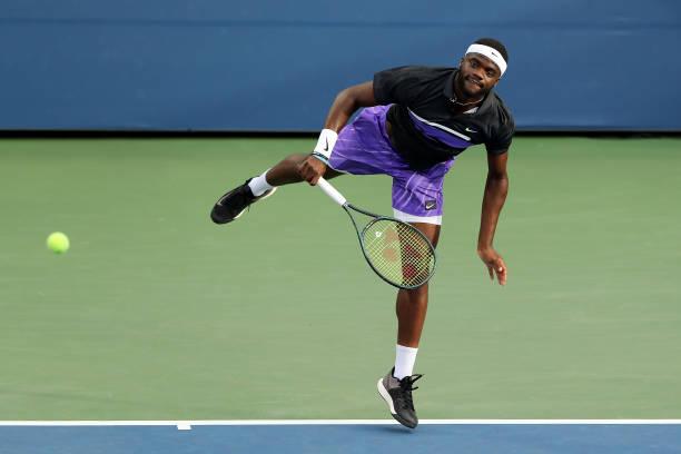 Frances Tiafoe US Open