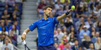 Novak Djokovic vs Denis Kudla