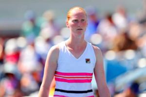 WTA Hiroshima Open Alison van Uytvank