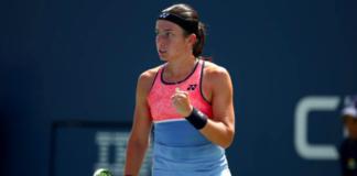 WTA Osaka Anastasija Sevastova