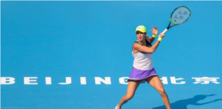 Belinda Bencic China Open