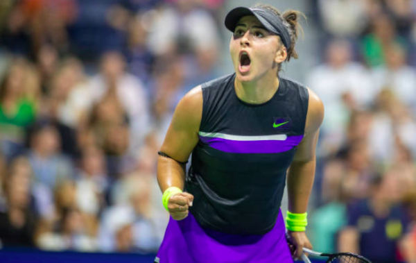 US Open Bianca Andreescu