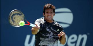 Cristian Garin China Open