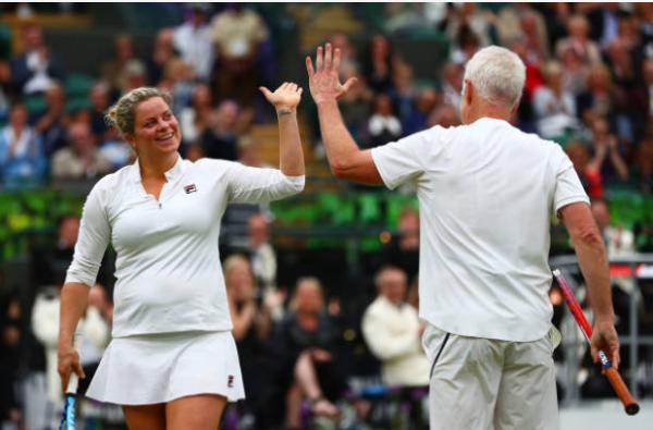 Kim Clijsters WTA Tour