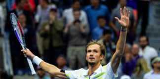 US Open final Daniil Medvedev