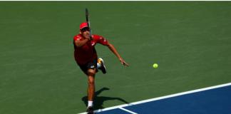Alex De Minaur Zhuhai Open