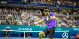Grigor Dimitrov US Open quarterfinals