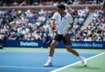 Roger Federer US Open quarterfinals