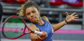 WTA Tashkent Open Jasmine Paolini