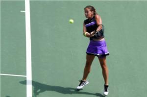 Daria Kasatkina Wuhan Open