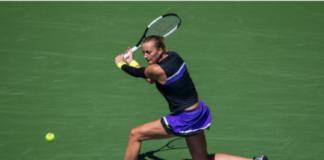 Petra Kvitova Wuhan Open