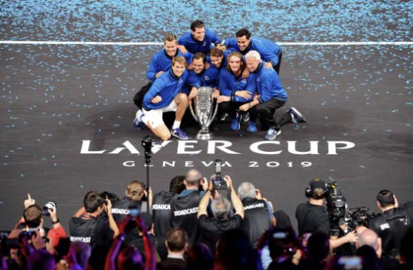 Laver Cup Geneva 2019