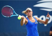 Magda Linette Korea Open