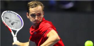 Daniil Medvedev St. Petersburg Open