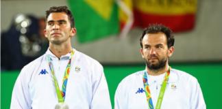 Florin Mergea Rio Olympics