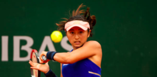 WTA Hiroshima Open Misaki Doi