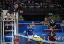 Chair Umpire Gianluca Moscarella