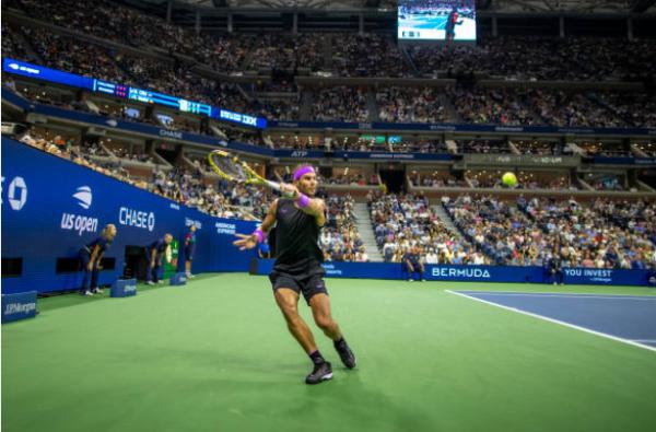 Rafael Nadal US Open semifinals