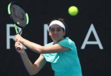 WTA Jiangxi Open Nina Stojanovich