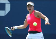 Rebecca Peterson Jiangxi Open