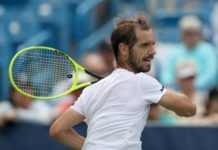 ATP Metz Richard Gasquet