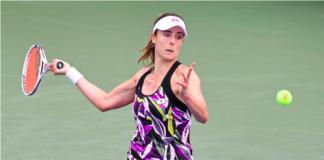 WTA Zhengzhou Alize Cornet