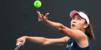 WTA Jiangxi Open Shuai Peng