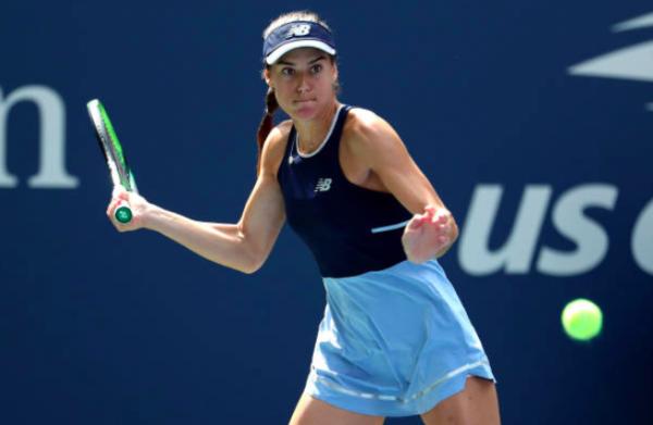 WTA Tashkent Open Sorana Cirstea