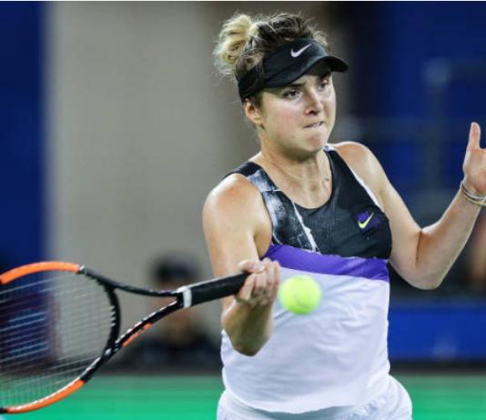 Elina Svitolina China Open, WTA Finals