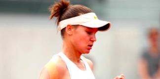 WTA Hiroshima Veronika Kudermetova
