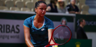 WTA Tashkent Open Viktoria Kuzmova