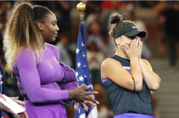 Serena Williams US Open Final