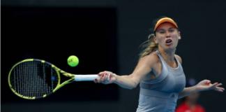 Caroline Wozniacki China Open