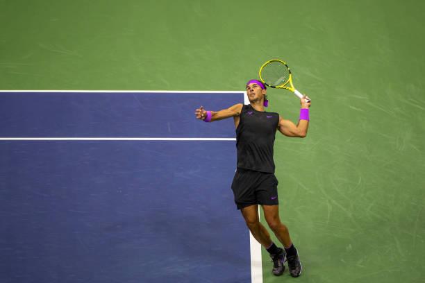 Rafael Nadal vs Daniil Medvedev