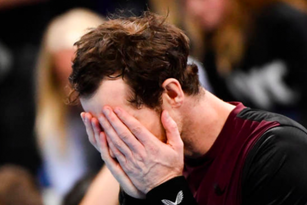 Andy Murray wins Antwerp