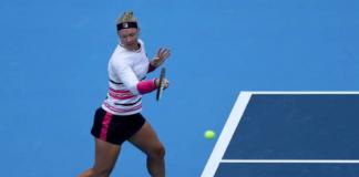 Kiki Bertens Linz Open