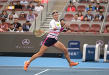 Kiki Bertens WTA Elite Trophy