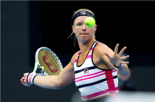 Kiki Bertens China Open