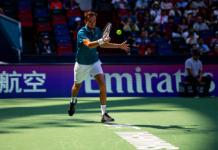Shanghai Masters China empty seats