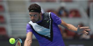 Grigor Dimitrov Stockholm Open