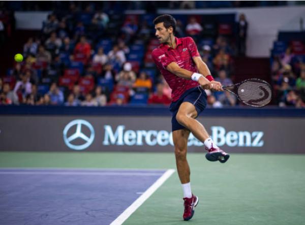 Novak Djokovic Shanghai Masters