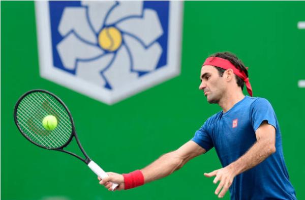 Roger Federer Shanghai Masters