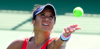 Tianjin Open Heather Watson
