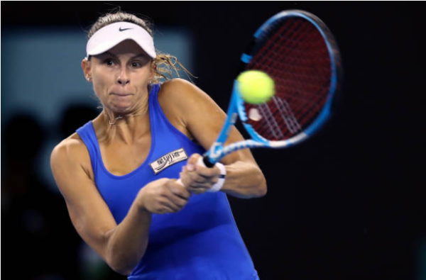 Magda Linette Tianjin Open