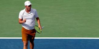 Shanghai Masters Miomir Kecmanovic