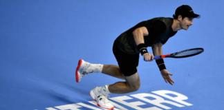 Andy Murray European Open